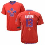 Maillot NBA Pas Cher All Star 2014 James Harden 13 Rouge