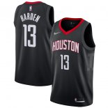 Houston Rockets James Harden Nike Black Swingman Jersey Statement Edition
