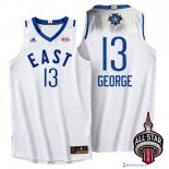 Maillot NBA Pas Cher All Star 2016 Paul George 13 Blanc