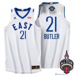 Maillot NBA Pas Cher All Star 2016 Jimmy Butler 21 Blanc