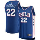 Philadelphia 76ers Matisse Thybulle Fanatics Branded Royal Fast Break Replica Player Jersey - Icon Edition