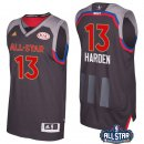 Maillot NBA Pas Cher All Star 2017 James Harden 13 Charbon