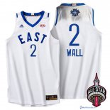 Maillot NBA Pas Cher All Star 2016 John Wall 2 Blanc