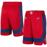 Detroit Pistons Nike Red 2019/20 City Edition Swingman Shorts