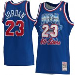Michael Jordan Mitchell & Ness Blue 1993 NBA All-Star Game Hardwood Classics Authentic Jersey