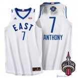Maillot NBA Pas Cher All Star 2016 Carmelo Anthony 7 Blanc