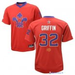 Maillot NBA Pas Cher All Star 2014 Blake Griffin 32 Rouge